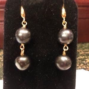 Jewelry - EARRING SALE Genuine Freshwater Cultured Pearl